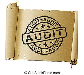 イラスト, 財政, 3d, 管理, -, 取得, ∥あるいは∥, 税, ショー, アイコン, 概念, 株, 監査, 財政