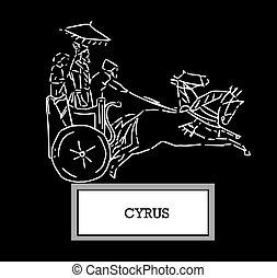 イラスト, cyrus