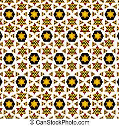 イラン人, モザイクタイル
