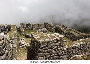 インカ, 道