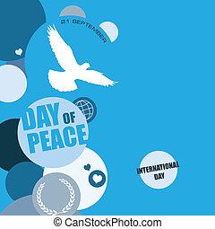 インターナショナル, 平和, 日
