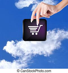 インターネット, e-business., 買い物