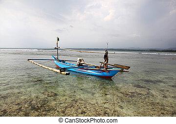 インドネシア人, 漁船
