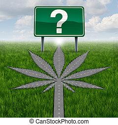 インド大麻, マリファナ, 質問