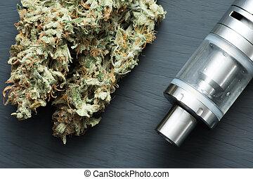 インド大麻, vaporizer, vape, vape, ペン, vaping, マリファナ, オイル
