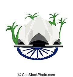 インド, 有名な場所