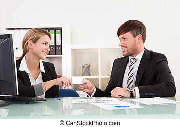 インフォメーション, カード, ビジネス, 呼出し