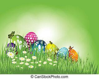 イースター草, 卵