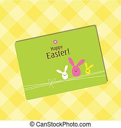 イースター, カード