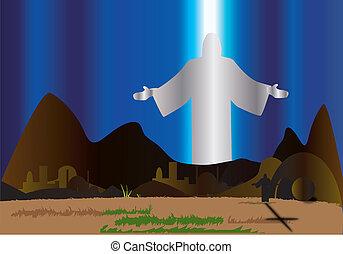 イースター, 復活
