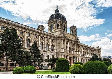 ウィーン, 自然, 博物館, 歴史, オーストリア, 光景
