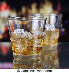 ウイスキー, バー, ∥あるいは∥, ウイスキー