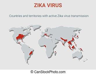 ウイルス, zika