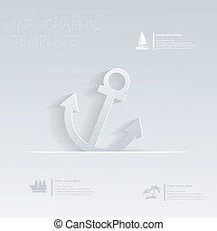 ウェブサイト, 主題, layout., holidays., infographic, テンプレート, anchor., ∥あるいは∥