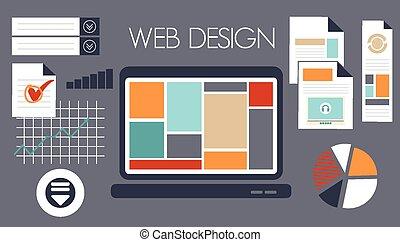 ウェブサイト, 概念