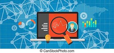 ウェブサイト, 網, analytics, optimization, 交通, 測定, パフォーマンス