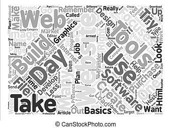 ウェブサイト, 週, 概念, 単語, さらに少なく, テキスト, 作成しなさい, いかに, 背景, より, 雲