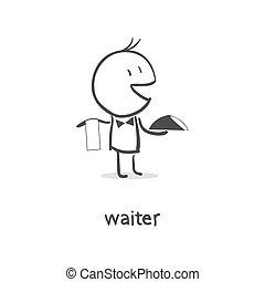 ウエーター