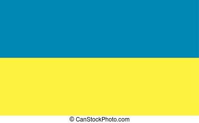 ウクライナの旗, イメージ