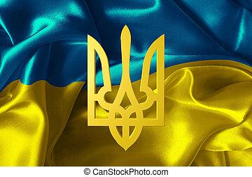 ウクライナの旗