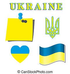 ウクライナ, セット, 象徴性