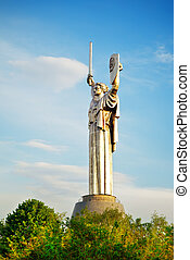 ウクライナ, kiev, fatherland, 母