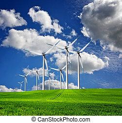 エコロジー, 風景