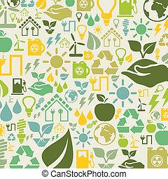 エコロジー, a, 背景
