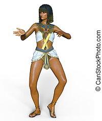 エジプト人, 女