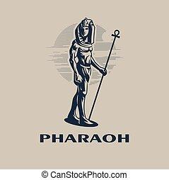 エジプト人, 定規, pharaoh.