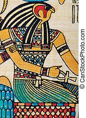 エジプト人, 概念, パピルス, 歴史