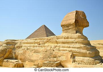 エジプト, スフィンクス