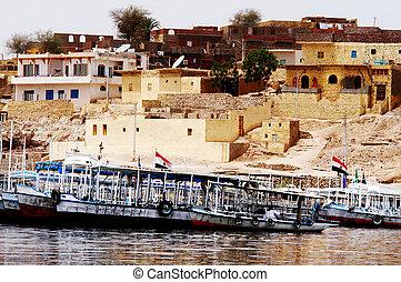 エジプト, ダム, nasser, aswan
