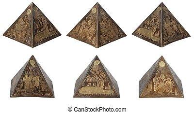 エジプト, ピラミッド, -, 記念品