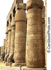 エジプト, ルクソール寺院