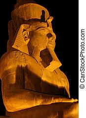 エジプト, 像