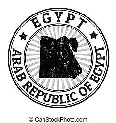 エジプト, 切手