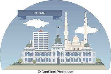エジプト, 前述, 港