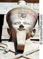 エジプト, 寺院, hatshepsut