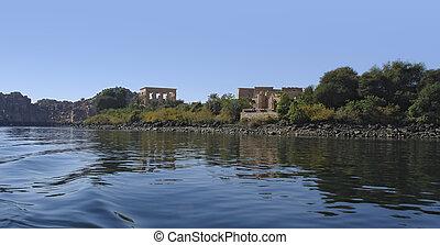エジプト, 寺院, philae