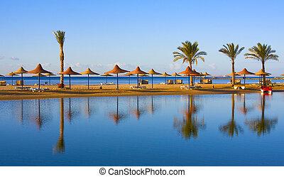 エジプト, 浜