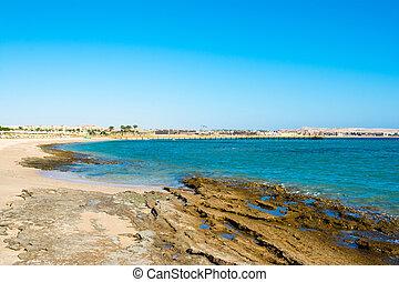 エジプト, 浜, 砂, 風景
