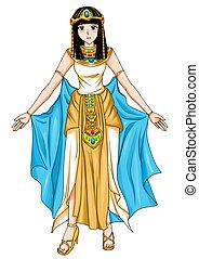 エジプト, 王女