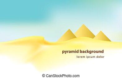 エジプト, 砂漠