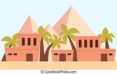 エジプト, 都市, 古代