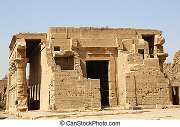 エジプト, dendera, 寺院, mammisi