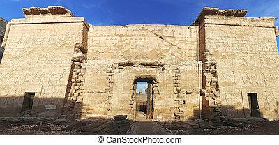 エジプト, esna, 寺院