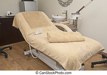 エステ, 健康, 待遇, ベッド