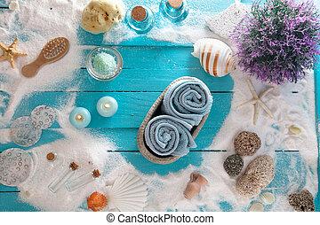 エステ, 項目, 海洋, wellness
