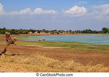 エチオピア, 湖
